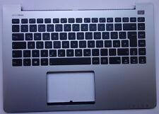 Tastatur für Asus VivoBook S400 S400C S400CA S400E Top Case Keyboard Gehäuse