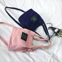 Women Shoulder Bag Satchel Purse Messenger Canvas Crossbody Tote Handbag S