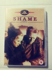 SHAME (Special Edition) DVD Ingmar Bergman RARE WIDESCREEN (1.33:1) region 2