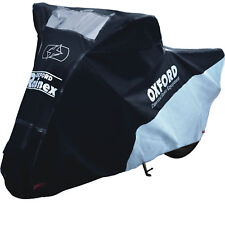Oxford Rainex Outdoor Motorcycle Cover Medium Deluxe Rain Dust Bike Motorbike
