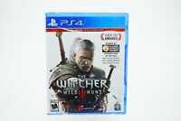 Witcher 3 Wild Hunt: Bonus Detailed World Map Playstation 4 [Brand New] PS4