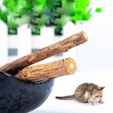 2pc japanischen Matatabi polygama Natur Catnip Chew-Stick Gönnen Cat Toy