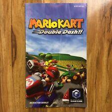 Mario Kart Double Dash User Manual Guide Only for Nintendo GameCube