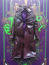 Hot Toys Suicide Squad Joker Purple Coat Ver Long Jacket loose 1/6th scale