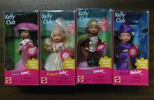Kelly Club Jester Jenny Wizard Melody Princess Kelly Prince Tommy 4 Dolls In Box