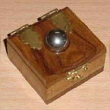 Steel Ball thru Glass new in the box, magic trick, illusion, instant magic