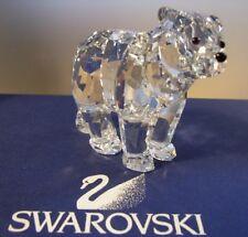 "SWAROVSKI SILVER CRYSTAL  ""BROTHER BEAR"" 866407  MINT IN BOX RETIRED 2010"