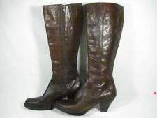 Born Navi Knee High Boot Women size 9.5 Brown