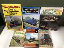 More details for still steaming preserved locomotives classic british locomotives books