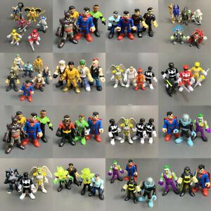 Lot Fisher-Price Imaginext DC Super Friends Comics Series 2 3 4 Action Figures