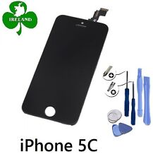For iPhone 5C LCD Touch Screen Display Digitizer Glass Assembly Unit Black+Tools