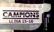 2015-16 FCB Spanish La Liga Champions SportingiD Soccer Match Transfer Details