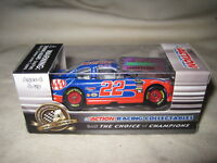 Lionel 2011 Kurt Busch #22 AAA Action Racing 1:64 Limited Edition Race Car