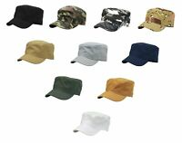 Army Cadet Military Patrol Castro Cap Hat Golf Driving Summer Baseball - Kbethos