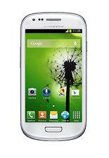 SAMSUNG S3 mini Marble White GT-8200 o.Branding/Sim-Lock/Vertrag NEU&OVP sofort