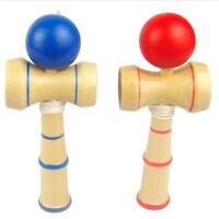 Children Kendama Ball Wooden Game Balance Ability Educational Toy#Ent Balss
