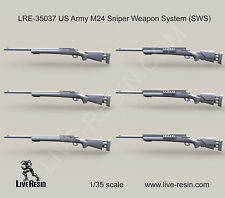 Live Resin 1/35 LRE-35037 US Army M24 Sniper Weapon System (SWS)
