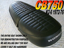 CB750 Four K2-6 1972-76 seat cover for Honda CB 750 CB750K2 CB350K3 CB750K4  224