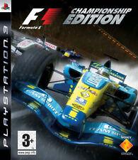 Fórmula 1: F1 Championship Edition ~ Ps3 (en Perfectas Condiciones)