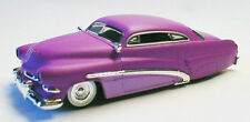 (F) Hot Wheels Rod & Custom 1951 Mercury '51 Hirohata MERC Lead Sled Cruiser !!