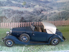 1/24  Danbury Mint 1934 HISPANO-SUIZA J12