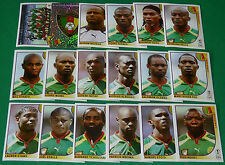 PANINI FOOTBALL JAPAN KOREA 2002 COUPE MONDE FIFA CAMEROUN