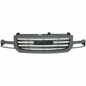 NEW Paintable Grille For Sierra 1500 Yukon Yukon XL 1500 GM1200476 SHIPS TODAY