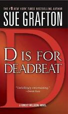 """D"" is for Deadbeat (The Kinsey Millhone Alphabet Mysteries)"