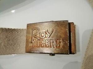 Cintura vintage roy rogers anni 80