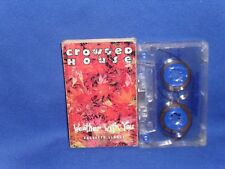 CROWDED HOUSE WEATHER WITH YOU - RARE AUSTRALIAN CASSINGLE TAPE