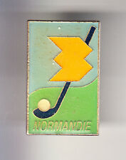 RARE PINS PIN'S .. TV RADIO PRESSE R3 FRANCE 3 REGIONS GOLF NORMANDIE 14  ~CK