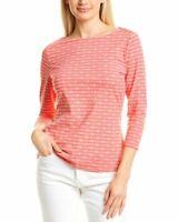 J.Mclaughlin Wavesong Catalina Cloth Shirt Women's Pink Xs