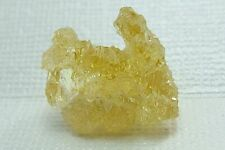 Natural Golden Etched Heliodor (Beryl) Crystal Brazil - 15.8 Cts