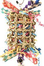 Birdtalk Bird Toys Shredding Roll Up Parrot Bird Toy