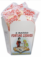 X Rated Fortune Cookies 6oz Gag Joke Gift
