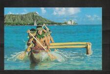 Outrigger Hotels Hawaii.  Vintage Postcards.