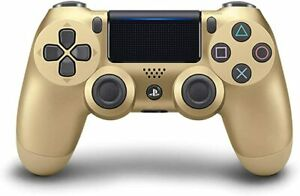 Sony PlayStation 4 Controller Gold