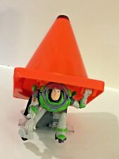 Talking Undercover Traffic Cone Toy Sounds Move Item are in excellent working