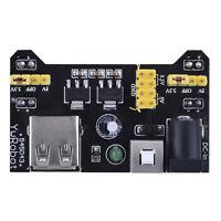 6x Breadboard Power Supply Fine Module Mini USB For Arduino 3.3V 5V /DC 7-12V