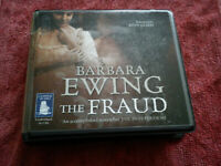 Barbara Ewing Scarce 14 CD Audio Book THE FRAUD Read By Ruth Sillers 16hrs