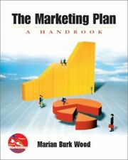 Marketing Plan: A Handbook by Wood, Marian Burk Mixed media product Book The