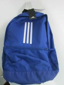Adidas TIRO Backpack Sports Casual School Football Bag Back Blue