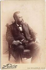 FRANZ RENNERTZ ~ GERMAN ACTOR? ~ c. - 1885