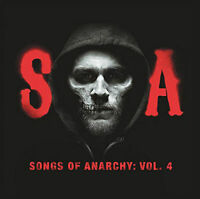 SONGS OF ANARCHY Vol. 4 CD BRAND NEW Music From Sons Of Anarchy