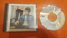 Bob Dylan highway 61 revisited il grande rock De Agostini Italy cd usato