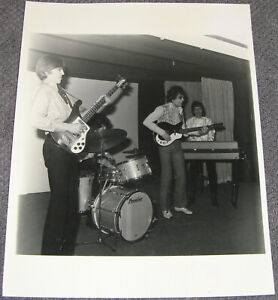 PINK FLOYD 1967 promo photo with copyright info on rear