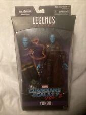 Marvel Legends YONDU GUARDIANS OF THE GALAXY VOL 2 MANTIS BAF