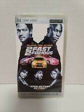 2 Fast 2 Furious UMD Video For PSP, Rare