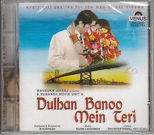dulhan banoo mein teri /venus  cd /india made