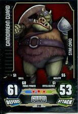 Star Wars Force Attax Series 3 Card #219 Gamorrean Guard